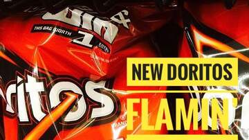 Jess C - Flamin' Hot Doritos ARE NOW A THING!!