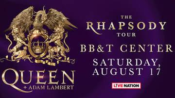 Contest Rules - QUEEN + Adam Lambert Ticket Takeover