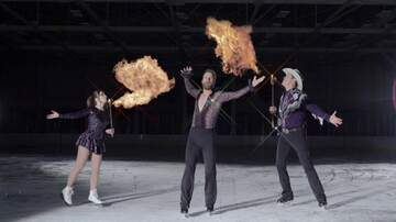 Lindsey Marie - Dierks Bentley & Jon Pardi Bust Out The Ice Skates For Their New Tour Video