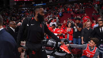Complete Cavaliers Coverage - Harden, Rockets overwhelm lowly Cavaliers, 114-113