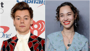 Entertainment News - Harry Styles Sparks Romance Rumors With Model Kiko Mizuhara