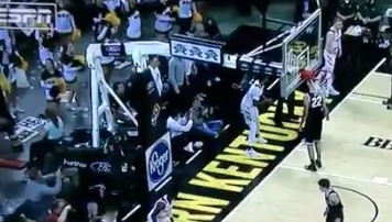 Travis - How About This Football Style Inbounds Play From Northern Kentucky