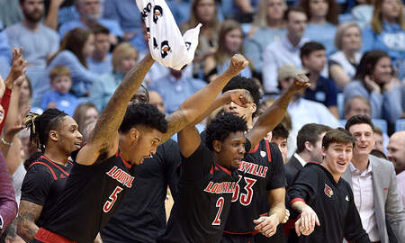 The Red Zone With Nick Coffey - Cards Hand Tar Heels Worst Home Loss In Roy Williams Era
