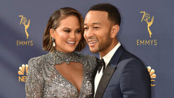 Entertainment News - Chrissy Teigen Turns Son Miles Into 'Mini-John' Legend For Husband's B-Day