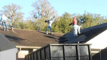 Tampa Local News - Up On The Roof