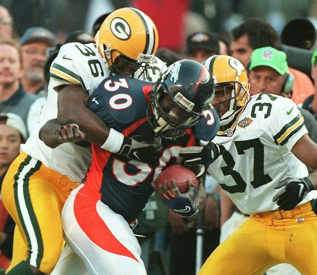 The Pro Football Hall of Fame Case for LeRoy Butler