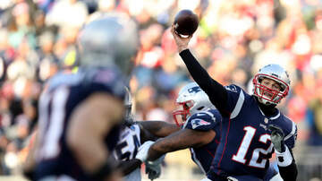 Sports Desk - Patriots Advance To AFC Championship Game