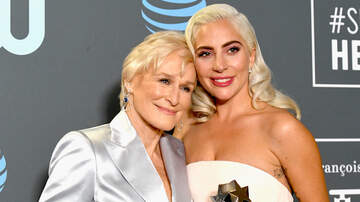 Entertainment News - Lady Gaga & Glenn Close Tied For Best Actress At Critics' Choice Awards