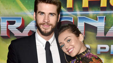 Entertainment News - Miley Cyrus Writes Love Letter To Liam Hemsworth On His 29th Birthday