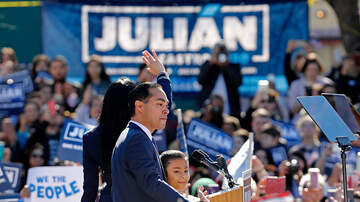 The Pursuit of Happiness - Julian Misspend Tax Money Castro is running for POTUS