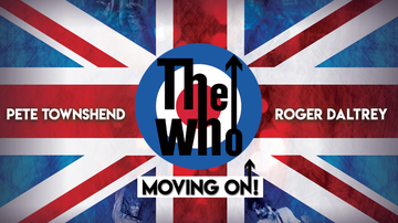 None - THE WHO Announce 2019 MOVING ON! TOUR
