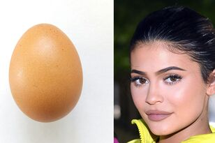 Kylie Jenner Just Lost Her Instagram Record To An Egg & Her Reaction Is 💯