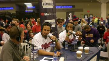 Photos - WTAM at Tribefest Saturday January 12th