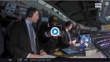 Cindy Scull Mornings - SNOOP DOGG was doing play by play for the NHL this weekend