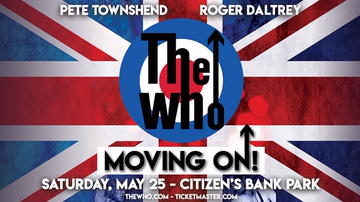 None - The Who At Citizen's Bank Park