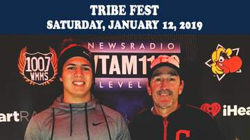Photos - WMMS & WTAM at Tribefest Saturday January 12th