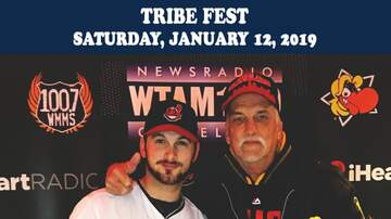 Photos - WTAM and WMMS at Tribefest Selfie Booth January 12th