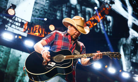 Music News - Jason Aldean Announces Ride All Night Tour with Kane Brown & Carly Pearce