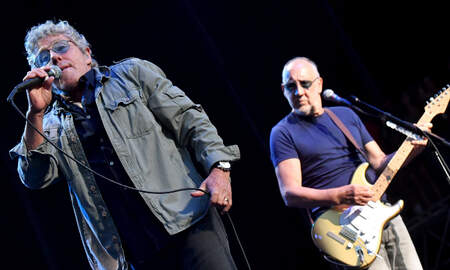 Rock News - The Who Announce First New Album In 13 Years & 'Moving On' Tour Dates
