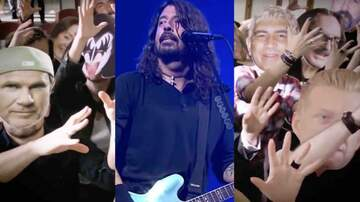 Dana McKenzie - Dave Grohl Crazy 50th Birthday Party Video Revealed