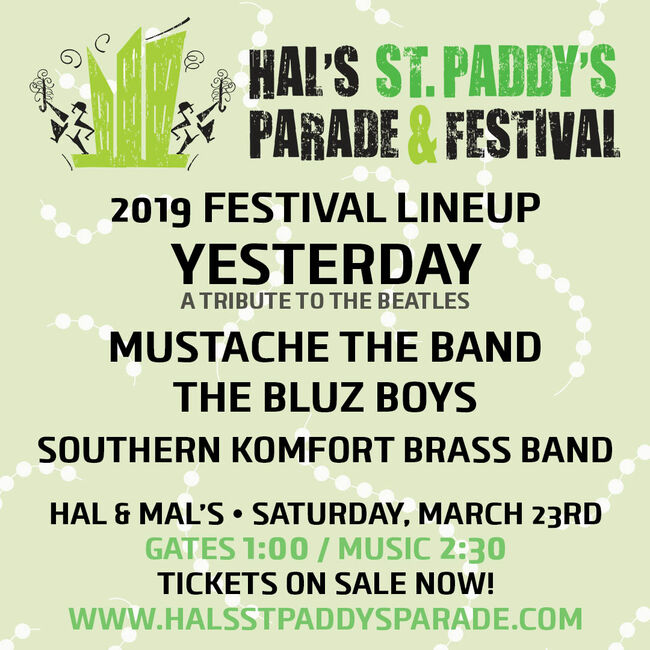 Hal's St Paddy's Parade and Festival