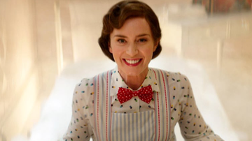 Entertainment News - This Behind-The-Scenes Clip From 'Mary Poppins Returns' Is Mind Blowing