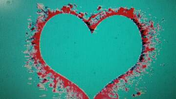 """Dwight Arnold - """"Painted Hearts"""" Teen Art Program at Local Library"""