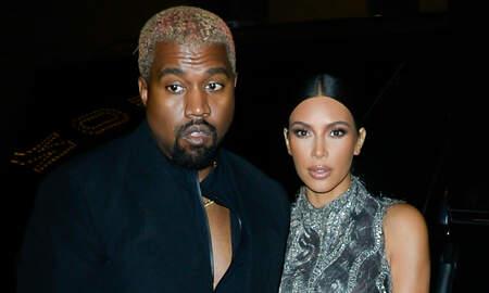 Entertainment - Kim Kardashian Defends Kanye After His R. Kelly Comments Spark Backlash