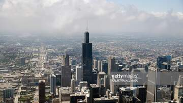 Bionce Foxx - Four States Viewed From Chicago's Willis Tower