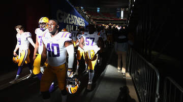 Louisiana Sports - LSU LB Devin White Says He's Entering NFL Draft