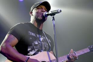 Jimmie Allen Breaks Up Fight During Concert