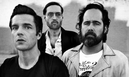 Trending - The Killers Release Powerful New Song Land of the Free