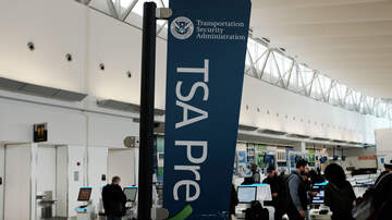 Nina Chantele - TSA Security Checkpoint  At Houston Airport Remains Closed