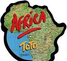 Dave Alexander - TOTO: Africa Plays in Africa