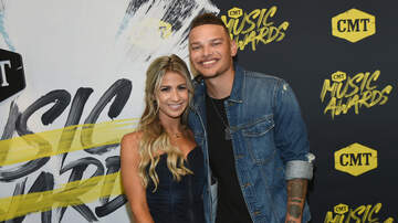 Frankie D - Kane Brown and wife Katelyn Jae looking nice at the grammy awards show!