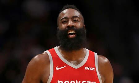Sports Desk - Harden Scores 57 In Rockets' Win