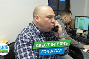 Greg T Is Our 'Phone' Intern for the Week (Video)