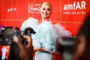 Katy Perry Was Suspended In School For Humping A Tree