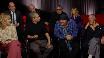 Dave Michaels - 'The Sopranos' Cast Reunites For 20th Anniversary.