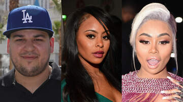 Trending - Rob Kardashian Dines With Alexis Skyy After Her Fight With Blac Chyna