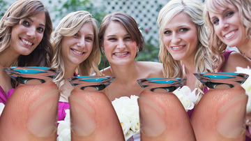 Trending - Bridezilla Wants Bridesmaids To Wear Contacts So Eye Colors Match Dresses