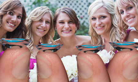 Entertainment News - Bridezilla Wants Bridesmaids To Wear Contacts So Eye Colors Match Dresses