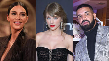 Trending - Kim Kardashian Is 'Over' Her Feud With Taylor Swift, But What About Drake?