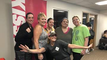 Photos - Courtney and KISS at Healthtrax Fitness & Wellness