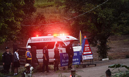 National News - Rescuers Drugged Thailand Soccer Players For Risky Rescue Operation