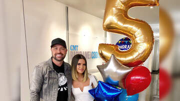 CMT Cody Alan - Maren Morris Surprises Cody Alan To Celebrate Career Milestone