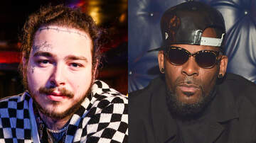 Music News - Post Malone Weighs In On R. Kelly Abuse Claims