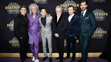 Entertainment News - Queen's Brian May Shares Behind The Scenes Footage From 'Bohemian Rhapsody'