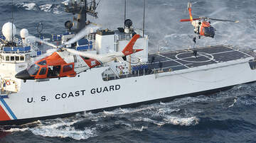 Politics - Coast Guard Becomes First Military Branch Ever To Miss Pay During Shutdown