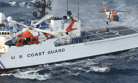 National News - Coast Guard Becomes First Military Branch Ever To Miss Pay During Shutdown